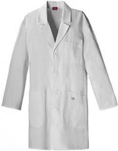 Sample lab coat